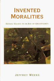 Cover of: Invented Moralities