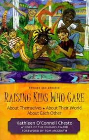 Cover of: Raising kids who care