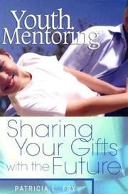 Cover of: Youth mentoring