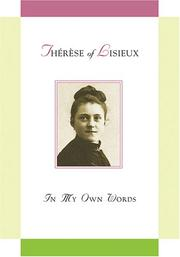 Cover of: Therese of Lisieux