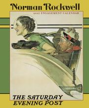 Cover of: Norman Rockwell 2007 Engagement Calendar The Saturday Evening Post |
