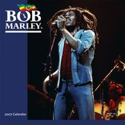 Cover of: Bob Marley 2007 Mini Wall Calendar
