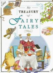 Cover of: My Treasury of Fairy Tales |