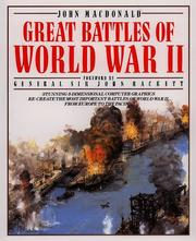 Cover of: Great Battles of World War II (Great Battles of the World Wars Series)