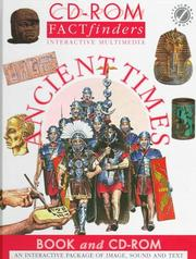 Cover of: Ancient Times | Richard Tames
