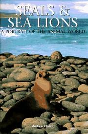 Cover of: Seals & Sea Lions (Animals) | Paul Sterry