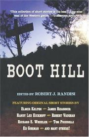 Cover of: Boot Hill