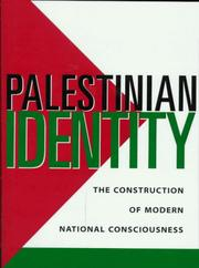 Cover of: Palestinian identity