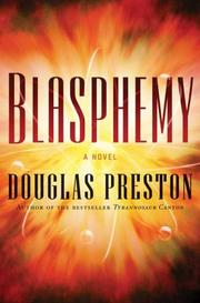 Cover of: Blasphemy