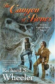 Cover of: The Canyon of Bones (Skye's West)