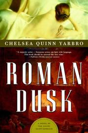 Cover of: Roman Dusk: A Novel of the Count Saint-Germain (St. Germain)