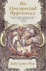 Cover of: An Unexpected Apprentice