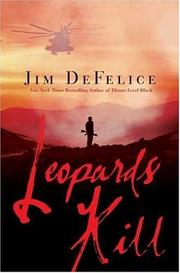 Cover of: Leopards Kill | Jim DeFelice