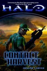 Cover of: Contact Harvest (Halo)
