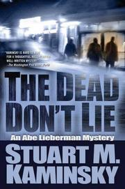 Cover of: The Dead Don