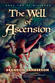 Cover of: The Well of Ascension (Mistborn, Book 2)