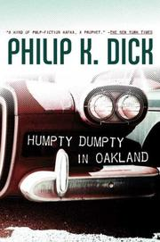 Cover of: Humpty Dumpty in Oakland