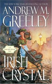 Cover of: Irish crystal: a Nuala Anne McGrail novel