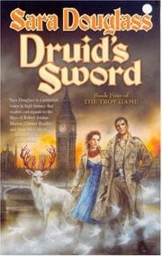Cover of: Druid's sword: Book Four of The Troy Game