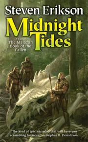 Cover of: Midnight Tides (The Malazan Book of the Fallen, Book 5)