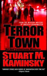 Cover of: Terror town