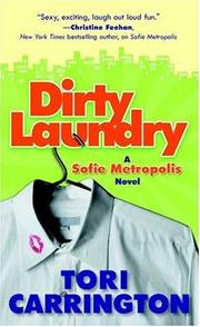 Cover of: Dirty Laundry