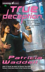 Cover of: True Deception | Patricia Waddell