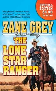 Cover of: The Lone Star Ranger