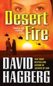Cover of: Desert Fire (McGarvey)