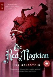 Cover of: The red magician