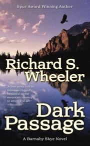 Cover of: Dark Passage (Skye's West)
