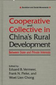 Cooperative and Collective in Chinas Rural Development
