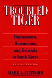 Cover of: Troubled tiger