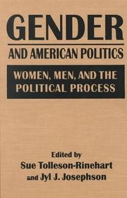Cover of: Gender and American politics