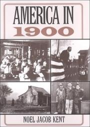 Cover of: America in 1900
