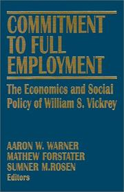 Commitment to Full Employment by