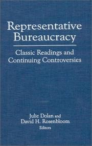 Representative Bureaucracy by