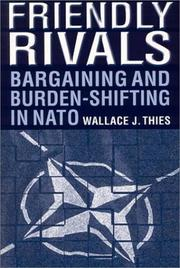 Cover of: Friendly Rivals | Wallace J. Thies