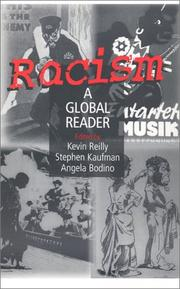 Cover of: Racism |