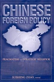 Cover of: Chinese Foreign Policy