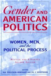 Cover of: Gender And American Politics |