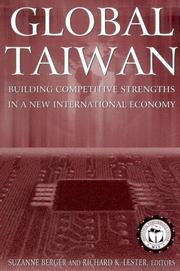 Cover of: Global Taiwan