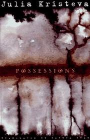 Cover of: Possessions