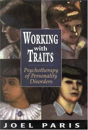 Cover of: Working with traits