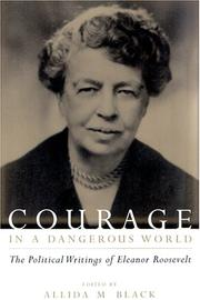 Cover of: Courage in a Dangerous World
