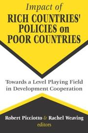 Cover of: Impact of Rich Countries