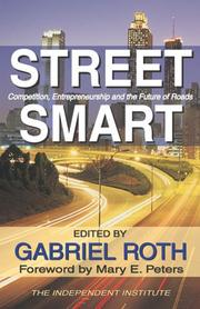 Cover of: Street Smart | Gabriel Roth