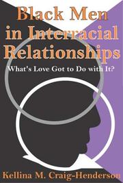 Cover of: Black Men in Interracial Relationships | Kellina Craig-Henderson