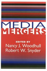 Cover of: Media mergers