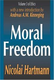 Cover of: Moral Freedom (Library of Conservative Thought)